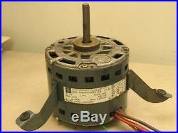 GE 5KCP39HGD511S Furnace Blower Motor 1/3hp 1075rpm 115v 1ph 60Hz