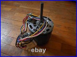 GE 5KCP39PGS171S Furnace Blower Motor 3/4HP 1075RPM 4SPD 1PH 115V HC45AE118A