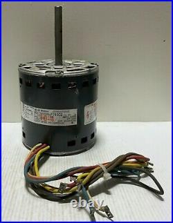 GE 5KCP39RGP749CS Furnace Blower Motor 3/4HP 1100RPM 1PH 115V 51-22859-01 #MB674