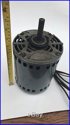 GE 5KCP49SG1008S HP 3/4 RPM 1075 1PH A 13.8 115V Furnace Blower Motor