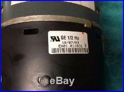 GE 5SME39HL0240 Carrier Bryant HD44RE120 Variable Speed Blower Motor 2003