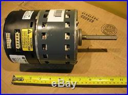 GE 5SME39HL0252 Furnace Blower Fan ECM Motor 1/2HP 115V 1PH Trane D341314P29 CCW