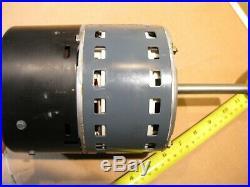 GE 5SME39HL0252 Furnace Blower Fan ECM Motor 1/2HP 115 Trane D341314P29 MOT09257