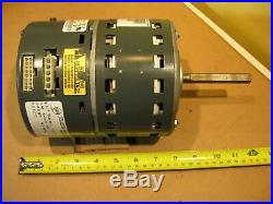 GE 5SME39HL0902 Furnace Blower Fan ECM Motor 1/2HP 115 Trane MOD00836 D341313P21