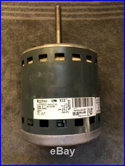 GE 5SME39HXL015A Lennox 101207-01 X-13 Furnace Blower Motor