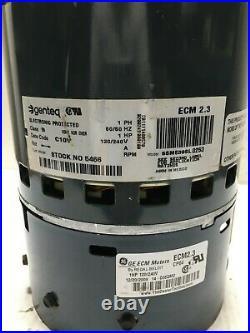 GE 5SME39SL0253 ECM 2.3 Stock 5466 Furnace Blower Motor & module used #MB699