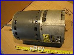 Ge 5sme39sl0721 Furnace Blower Fan Ecm Motor 3 4hp Carrier