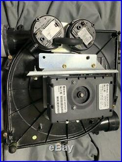 GE 5SME44JG2006D Furnace Inducer Blower Motor Assembly HC23CE116