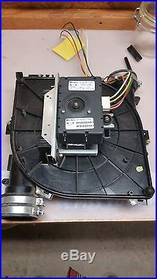 Ge Carrier 5sme44jg2001a Hc23ce116 Furnace Draft Inducer Blower Motor