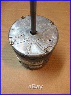 Ge Carrier Ecm Furnace Blower Motor 5sme39hl0240 Furnace