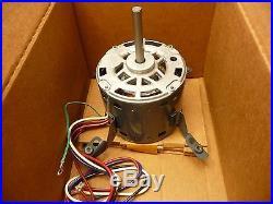 GE Commercial Motors Regal Beloit 1/2 HP 115 Furnace Blower Motor 5KCP39LGV569BS