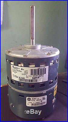 GE ECM FURNACE BLOWER MOTOR 5SME39HL0252 Trane MOT11255