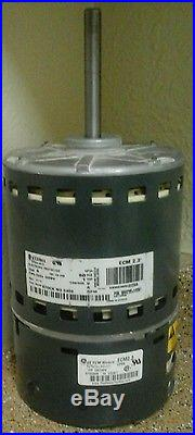 GE ECM Motor 5sme39sl0258 furnace blower motor lennox 18m8101 module
