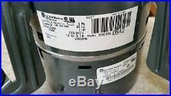 GE ECM Motors 5SME39SL0842 Furnace Blower Motor 1HP 120-240V ECM 2.5 1050RPM