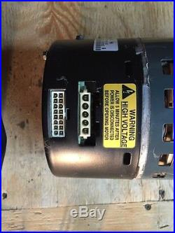 GE ECM Motors 5SME39SL 0241Furnace Blower Motor 1HP 120-240V 1050RPM