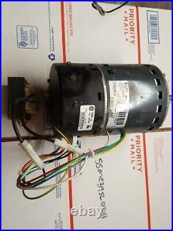 GE Genteg 5SME39SL0241 Furnace Blower Fan ECM Motor 1HP 120/240V 1PH HD52RE120