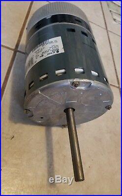 GE Genteq 5SME39SL0241 Furnace Blower Fan ECM Motor 1HP 120/240V 1PH HD52RE120