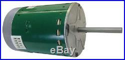 GE Genteq 6205E Evergreen 1/2 HP 230 Volt Replacement X-13 Furnace Blower Motor