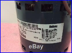 GE Genteq Furnace Blower motor # 5KCP29MK421S 1/4HP 1075RPM Daikin JBDQ5779