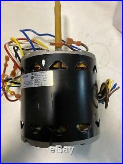 GE Genteq Replm Furnace Blower Motor 3/4 HP 115v 60Hz 1110/4 SPD 17491 F48T03A50