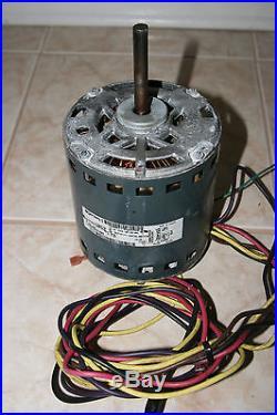Ge Genteq Rheem Ruud Furnace Blower Motor 5kcp39rgu052