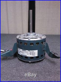 GE Motor 5KCP39GGAB98S Furnace Blower Motor 1/3HP 1000RPM 3SPD 1PH 208/230V 60Hz