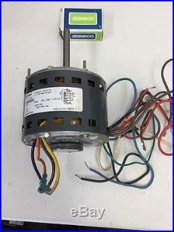 GE Motors 5KCP39FGN651T Furnace Fan Blower Motor 1/4HP Stock #3583