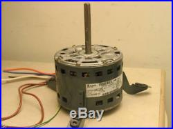 GE Motors 5KCP39GGY022AS Furnace Blower Motor 1/3HP 1075RPM 115V 1PH B13400-25