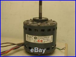 GE Motors 5KCP39JGP752S Furnace Blower Motor 1/3HP 1075RPM 4SPD 21D340087P01