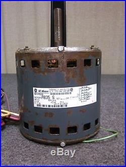 GE Motors 5KCP39PGA835S Furnace Blower Motor 1/2HP 1075RPM 1PH 115V 60Hz