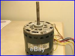 GE Motors 5KCP39PGS171S Furnace Blower Motor 3/4HP 1075RPM 4SPD 1PH 115V 60Hz
