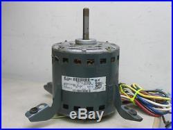 GE Motors 5KCP39PGV115BS Furnace Blower Motor 3/4HP 115V 1075RPM 4SPD HC45TE114
