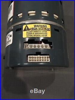 GE Trane 5SME39HL0252, D341314P290 ECM2.3, 1/2HP Furnace Blower Motor