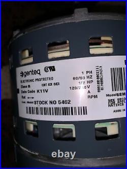GE Trane 5SME39HL0252, ECM2.3, D341314P38, 1/2 HP Furnace Blower Motor