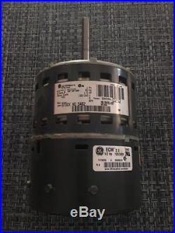 G. E. 1/2 HP ECM Furnace blower motor&controller 5SME39HL0252 TRANE(D341314P57)