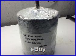Ge Genteq Ecm Hvac Furnace Blower Motor 5sme39hl 0306 Variable Speed Hvac Motor