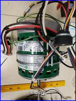 Ge Genteq Evergreen 1/2 HP 230 Volt Replacement X-13 Furnace Blower Motor