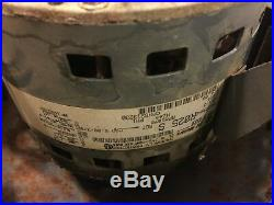 General Electric Furnace Blower Motor Fan& Housing 5KCP39HG Motor 1/3 HP 1075RPM