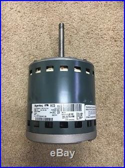 Genteq 1 2 Hp 230v X13 Furnace Blower Motor Furnace