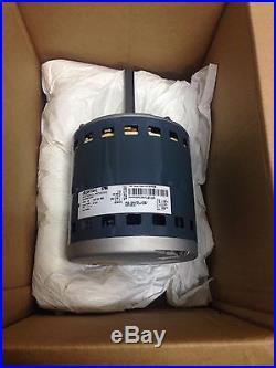 Genteq 1/2 HP 230v X13 Furnace Blower Motor (ENDURA PRO