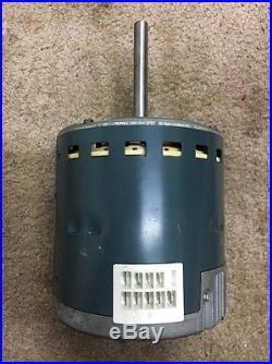 Genteq 1/2 HP 230v X13 Furnace Blower Motor FM19