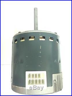 Genteq 1 2 hp 230v x13 furnace blower motor i ship fast for Carrier x13 blower motor