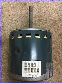 Genteq 1/3 HP 230v X13 Furnace Blower Motor