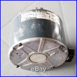 Genteq 5KCP39GGK779CS 1/4 H. P. 208-230V 1075RPM HC39SL711 Furnace Blower Motor