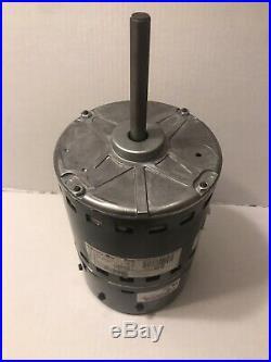 Genteq 5SME39SL0310 Carrier Bryant HD52AE120 240V 1 HP ECM Furnace Blower Motor