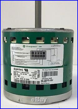 Genteq Evergreen 1/3 HP 208-230V Replaces X13 6203E Furnace Blower Motor
