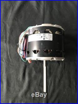 Genteq F48X31A78 1/3 HP 115V Gas Furnace Blower Motor NEW