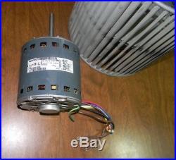 Genteq Furnace Blower Motor 5kcp39ph Thermal Protection Blower Wheel La22za127