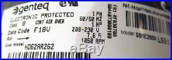 Genteq Hd52ar262/ 5sme39sxl551 Furnace Blower Motor 1-hp 1050 RPM 208-230v