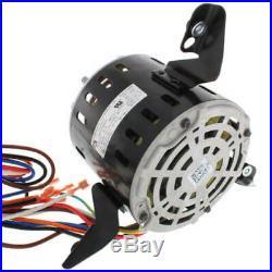 Goodman 0131F00022SP Furnace Blower Motor 1/2 HP, 1130 RPM, 4 Speed, 115 V